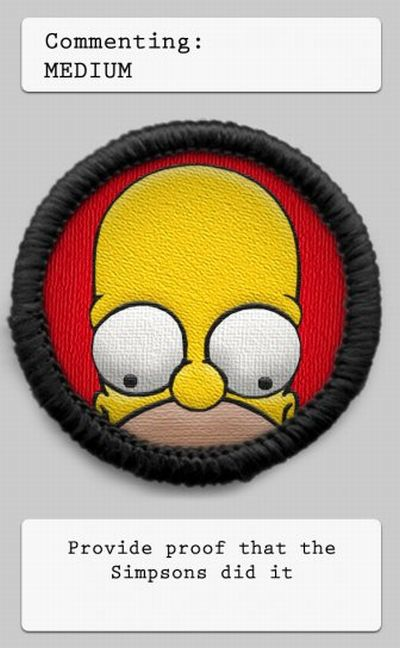 Internet Merit Badges (12 pics)