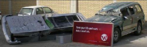 Smart Ad in Kuwait (4 pics)