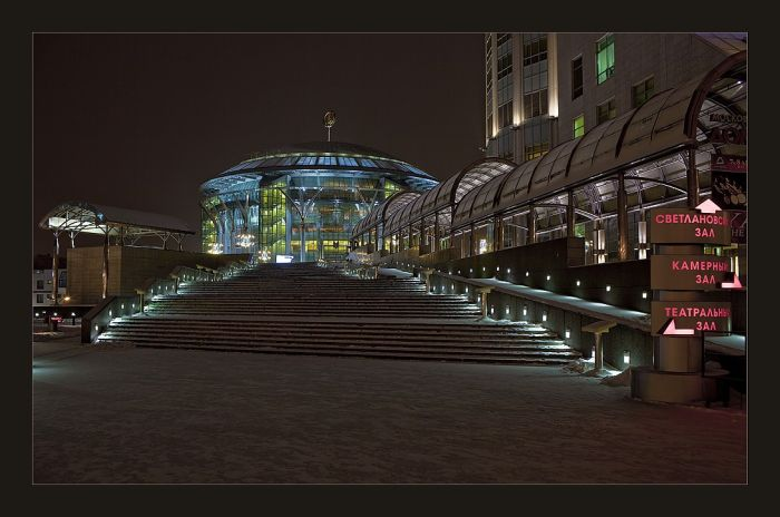The Night in Moscow by Michael Shlemov (40 pics)