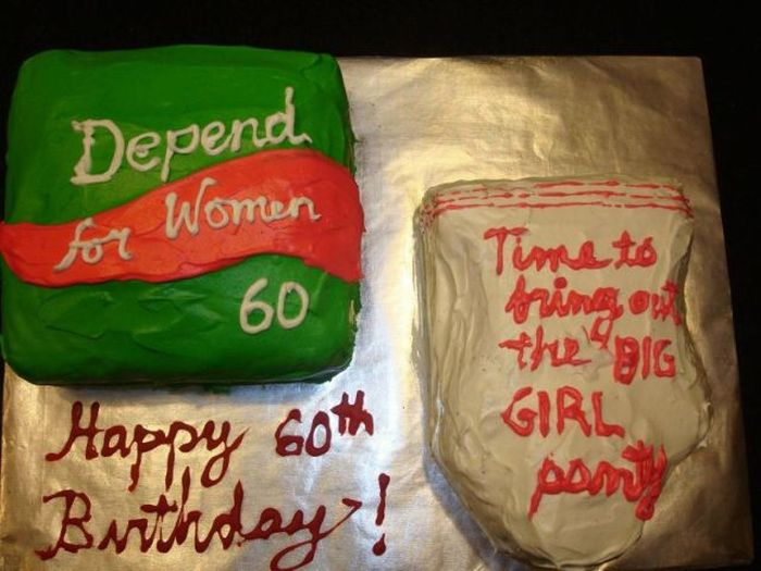Worst Birthday Cakes Ever (24 pics)