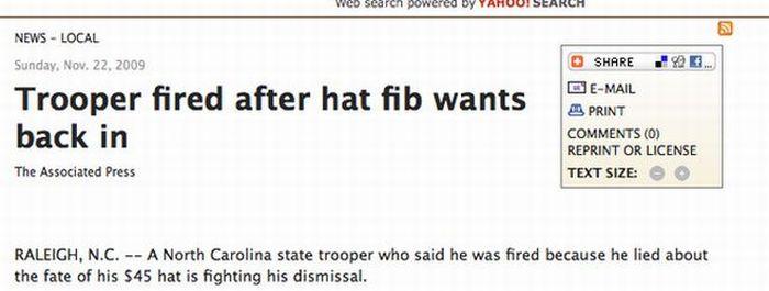 Funny Headlines (50 pics)