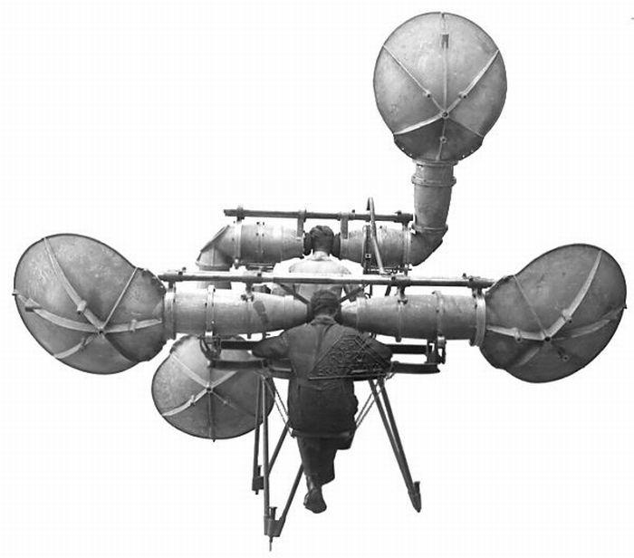 Acoustic Radars (21 pics)