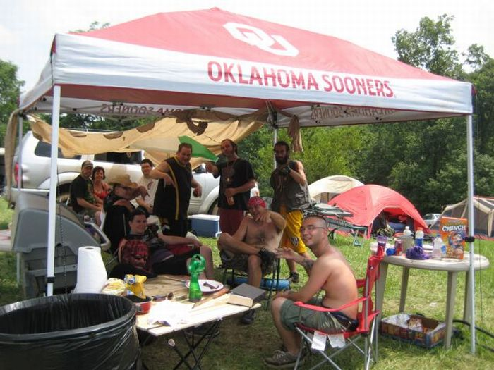 Gathering of the Juggalos 2009 (49 pics)