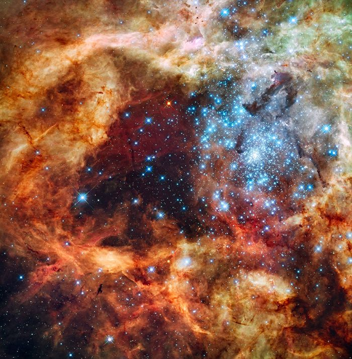The Best Space Photos According to AOL (20 pics)