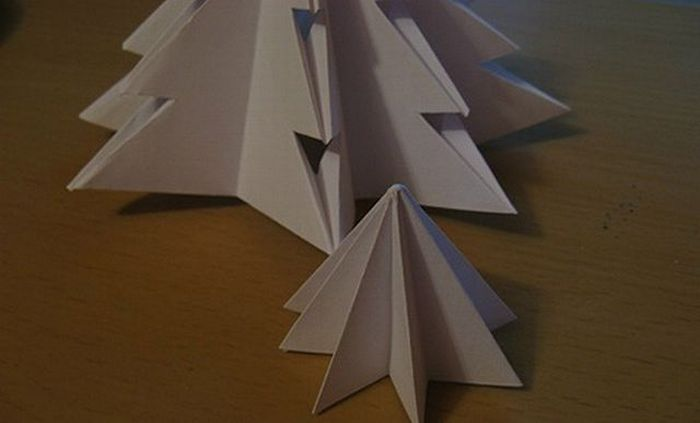 How to Built a Table Christmas Tree (22 pics)