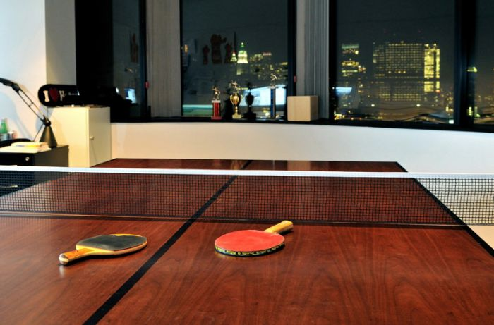 Table & Tennis (10 pics)