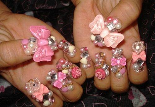Beautiful Nails (18 pics)