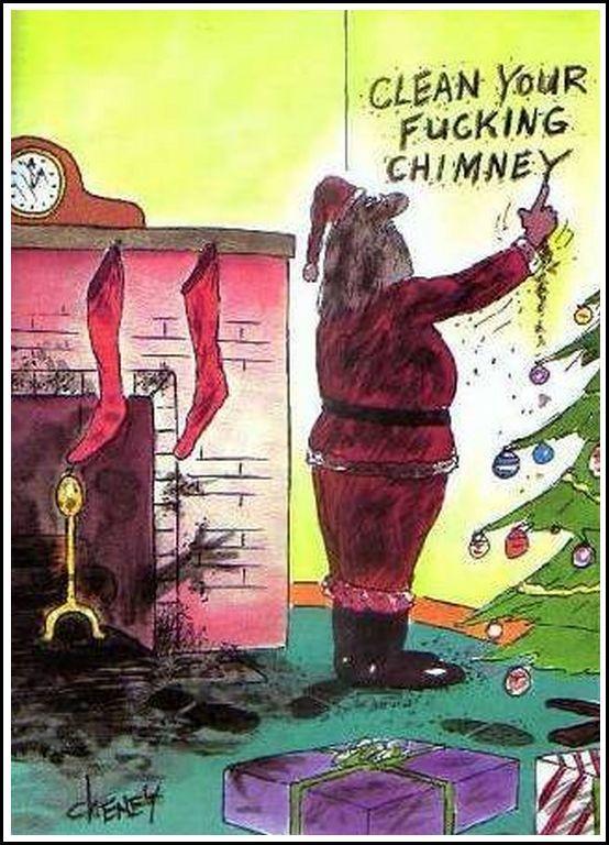 Adult Christmas Comics (24 pics)
