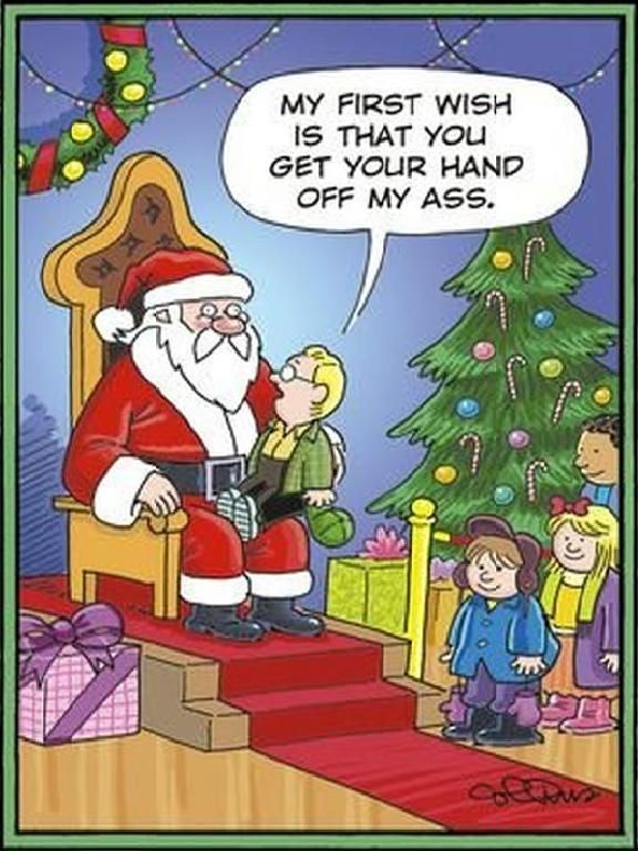Christmas Cartoons for Adults - Page 2