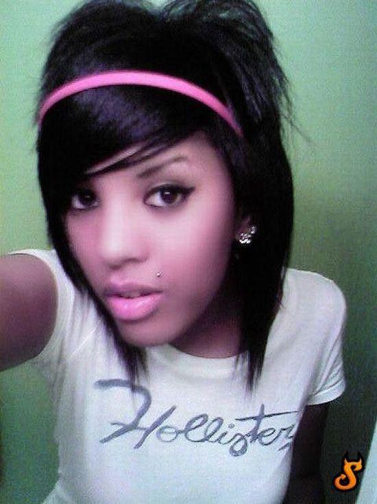 Black Teen Pussy