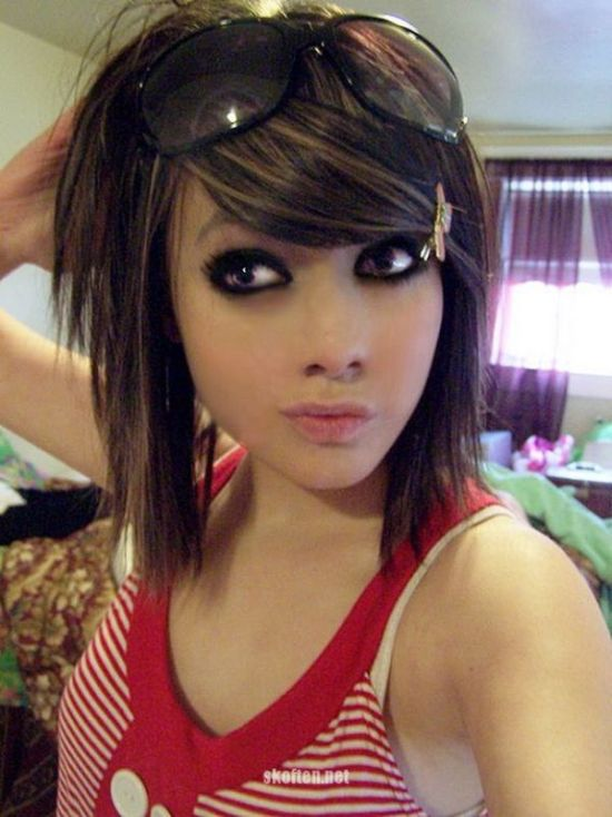 very cute sexy emo girls rb blog
