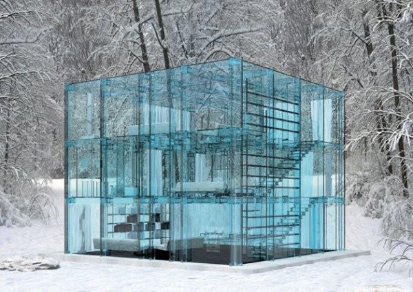 Glass House (7 pics)