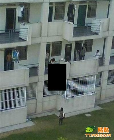 How to Leave a Dorm During the Curfew Hours (5 pics)