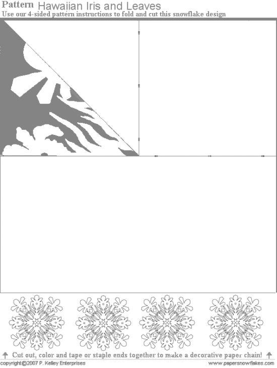 Hand-Made Snowflakes (60 pics)