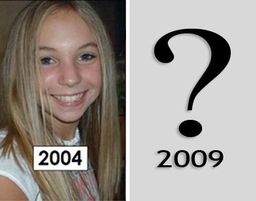 Evolution of a Girl (6 pics)
