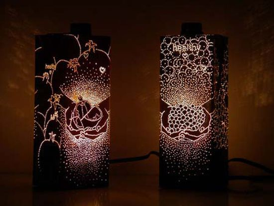 Food and Drink Packaging Lights (10 pics)