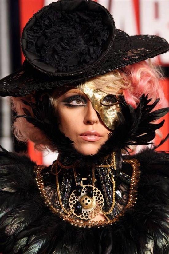 Lady Gaga - One Girl, Many Styles (23 pics)