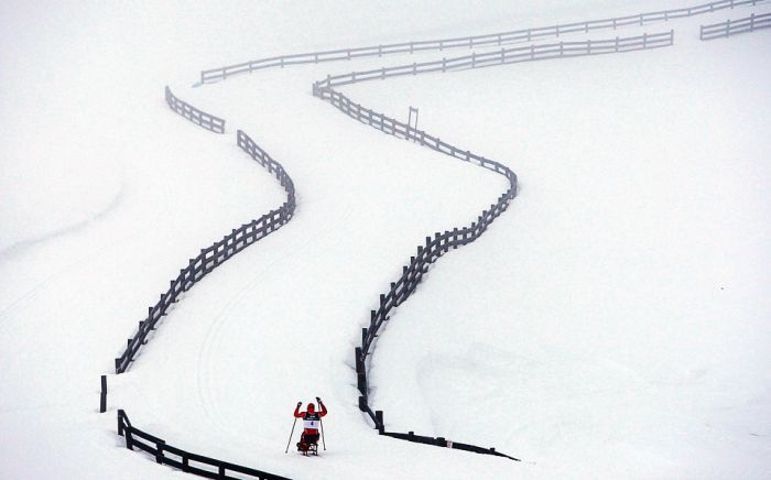 The Best Sports Photographs of 2009 (75 pics)