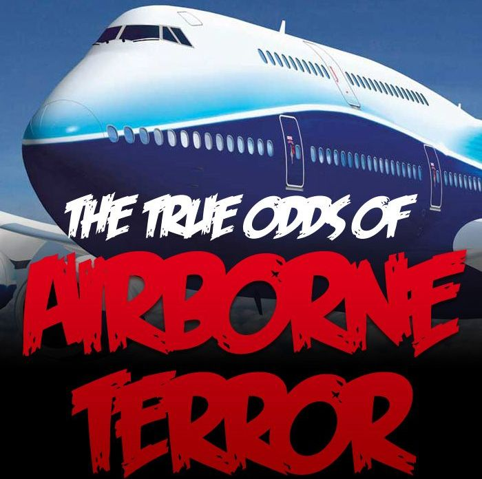 The True Odds of Airborne Terror (5 pics)