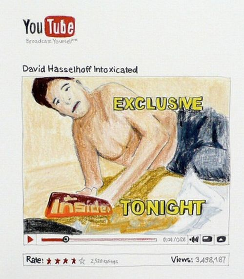 Sketch of YouTube (29 pics)