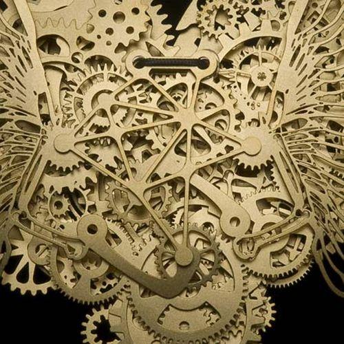 Clockwork Love (14 pics)