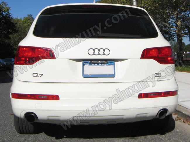 Audi Q7 - Jet Door Edition (15 pics)