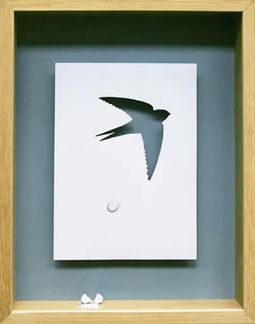 Amazing Paper Art (140 pics)