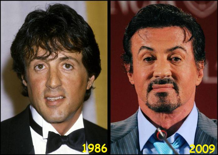 Celebrities Then And Now 28 Pics