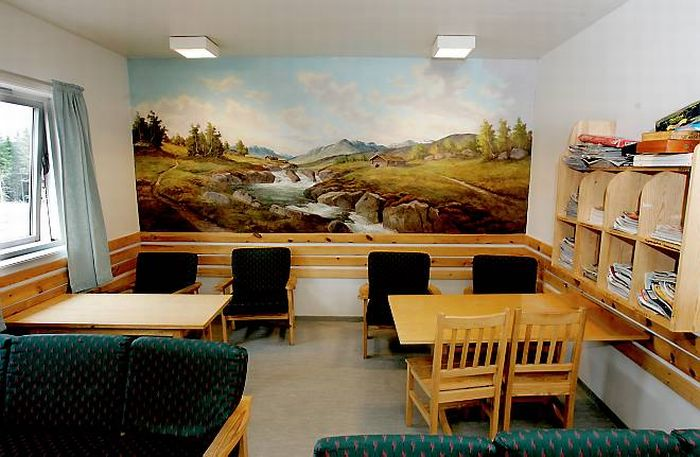 A Prison in Norway (14 pics)