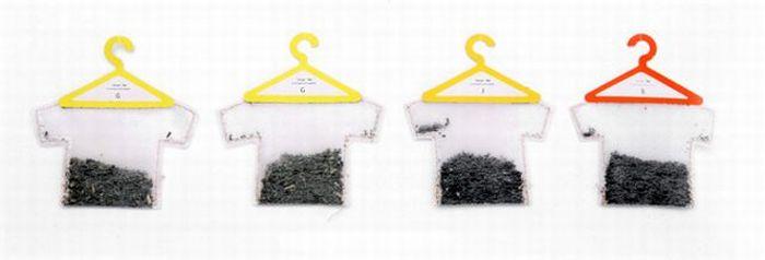 T-Shirt Tea Bags (4 pics)