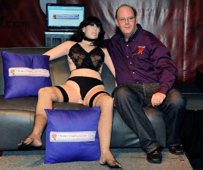 Sex Robot (9 pics)