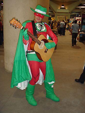 Strange and Funny Super Heroes (25 pics)