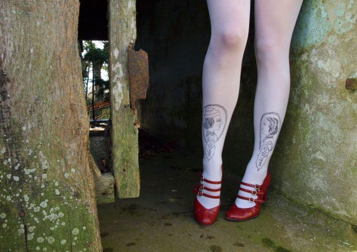 Unusual Stockings (17 pics)