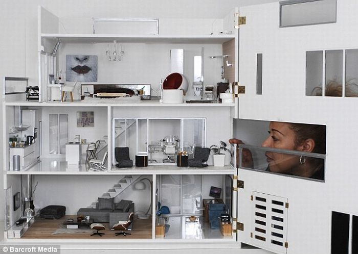 Amazing Dolls House (7 pics)