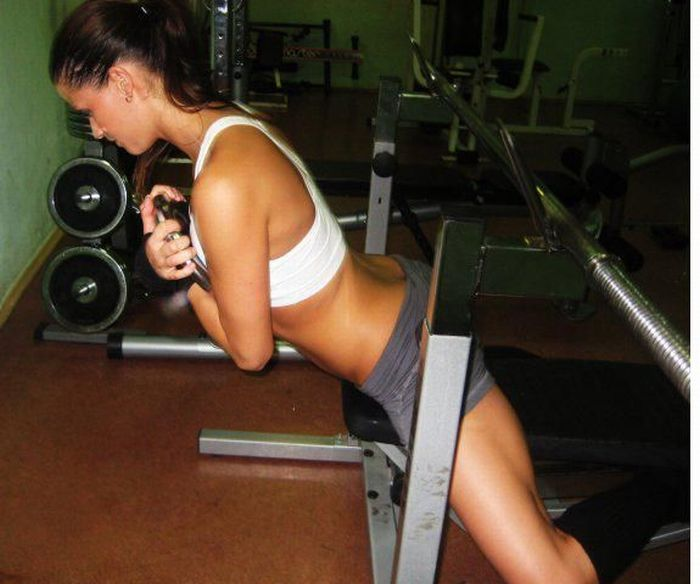 Girls in the Gyms (31 pics)