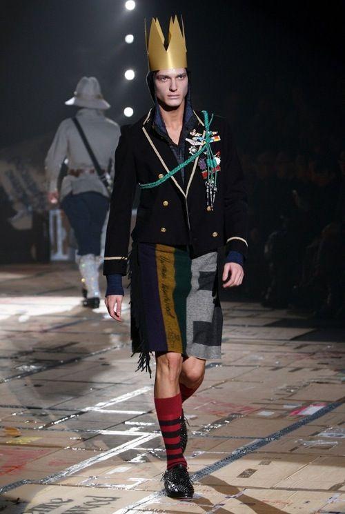 Strange Men's Fashion (22 Pics