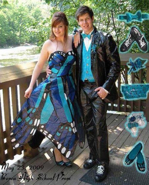 Unusual Prom Dresses (15 pics)
