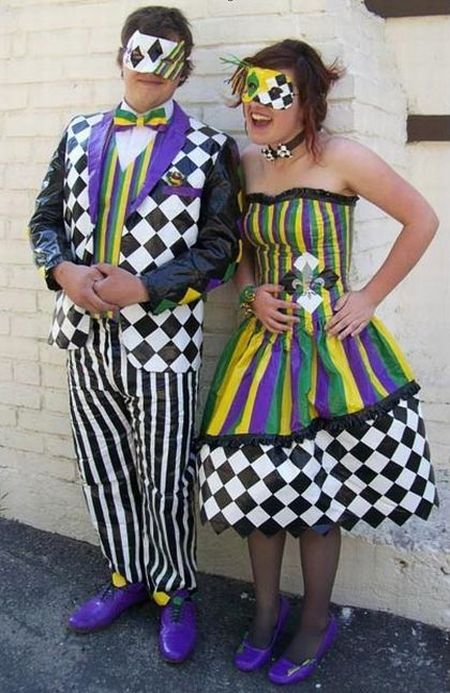 Unusual Prom Dresses (15 pics)