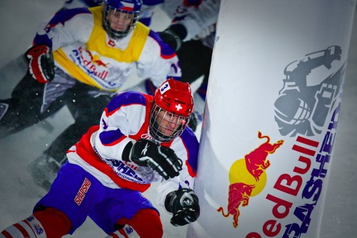 Red Bull Crashed Ice 2010 Munich (27 pics)
