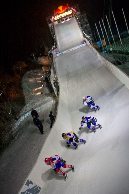 Red Bull Crashed Ice 2010 Munich (27 pics)
