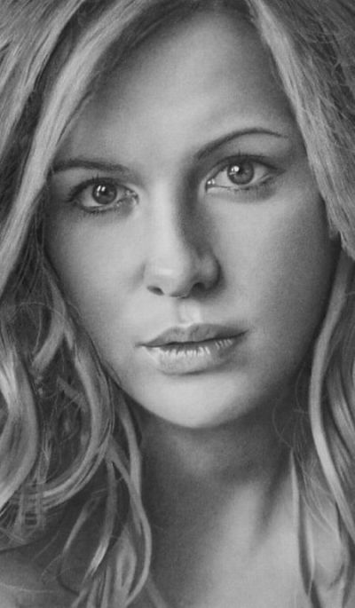 Amazing Pencil Art. Part II (39 pics)