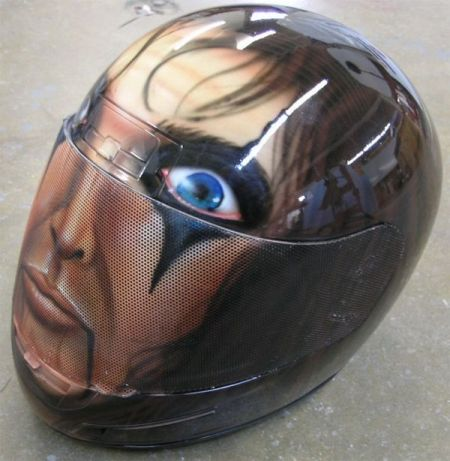 Cool Motorcycle Helmets (22 pics)