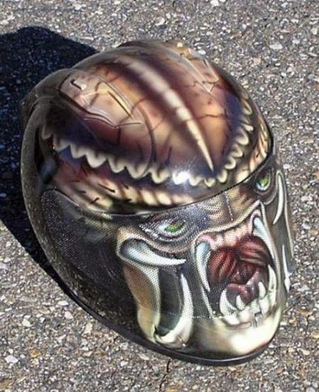 Cool Motorcycle Helmets (22 pics)