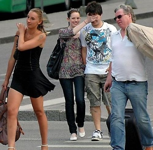 Jealous Women (17 pics)