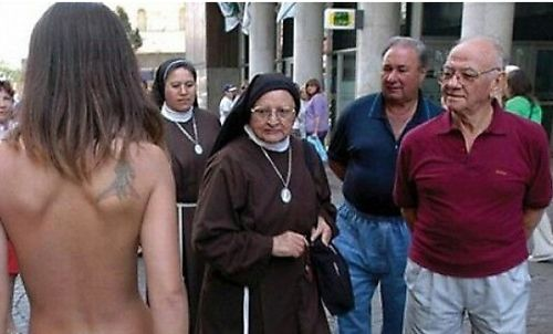 Mujeres celosas.. [fotos]