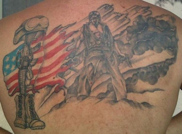 Marines Tattoo Policy