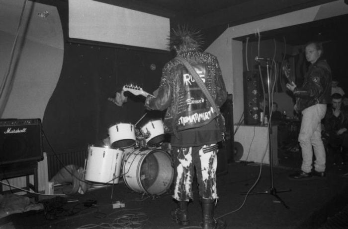 Punks (20 pics)