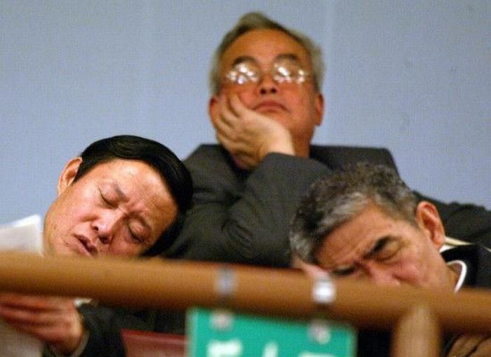 Sleeping People (54 pics)