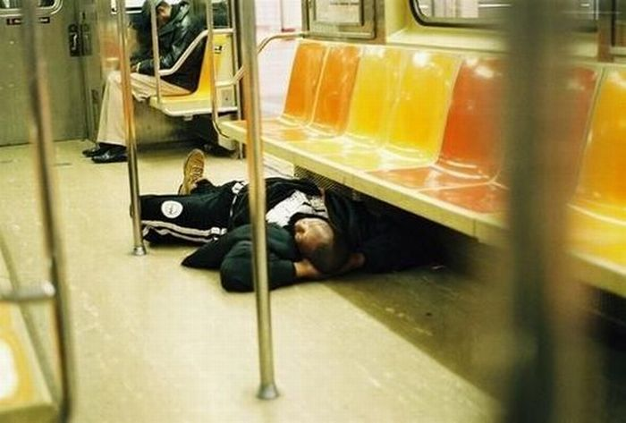Sleeping People (54 pics)