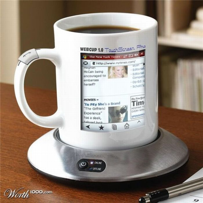 Unusual Devices That Don't Exist (43 pics)